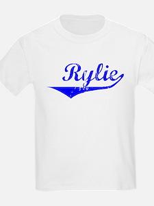 Rylie Vintage (Blue) T-Shirt