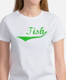 Tish Vintage (Green) Women's T-Shirt