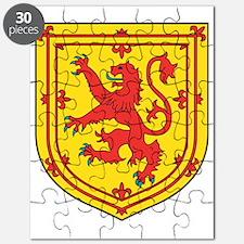 Cute Scotland lion Puzzle