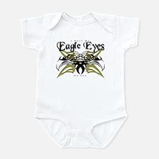 I Have My Eagle Eyes On You Infant Bodysuit