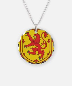 SCOTLAND COAT OF ARMS - SCOT Necklace