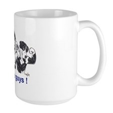 HereIt4Guys Great Dane Mug