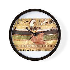 Cool Expressionism Wall Clock