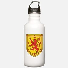 SCOTLAND COAT OF ARMS Sports Water Bottle