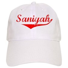 Saniyah Vintage (Red) Baseball Cap