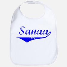 Sanaa Vintage (Blue) Bib