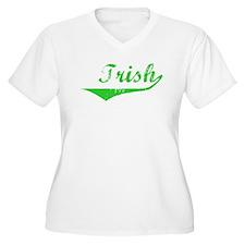 Trish Vintage (Green) T-Shirt