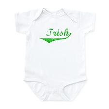 Trish Vintage (Green) Infant Bodysuit