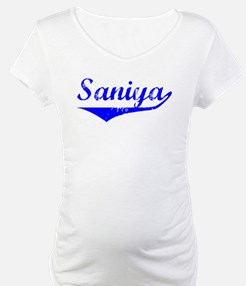Saniya Vintage (Blue) Shirt