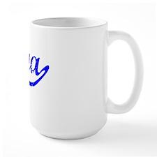 Saniya Vintage (Blue) Mug