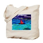 Bright Voyage Tote Bag
