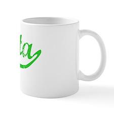 Trista Vintage (Green) Mug