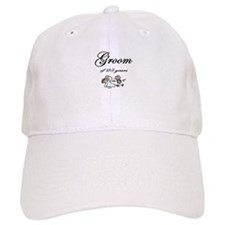 25th Wedding Anniversary Groom Gifts Baseball Cap