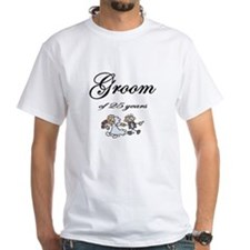 25th Wedding Anniversary Groom Gifts Shirt