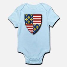 Charles Martel - Coat of Arms Body Suit