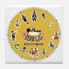 Pelham Puppets Tile Coaster