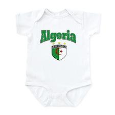 Les Fennecs Algeria Infant Bodysuit