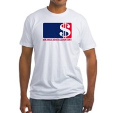 Major League Accountant Shirt