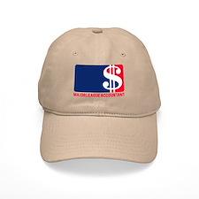 Major League Accountant Baseball Cap