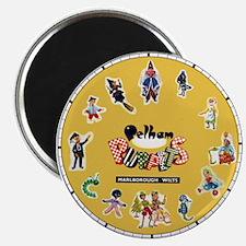 Pelham Puppets Magnet
