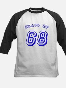 Class Of 68 Kids Baseball Jersey