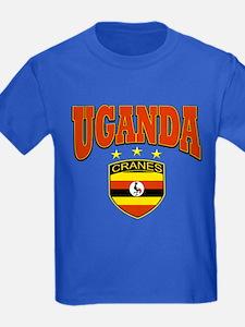 Ugandan Cranes T
