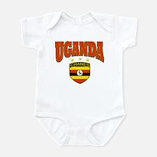 Ugandan Cranes Infant Bodysuit