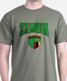 Chipolopolo of Zambia T-Shirt