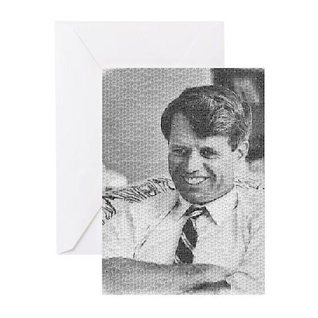 Photo mosaic: Robert F. Kennedy Greeting Cards (Pa