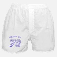 Class Of 72 Boxer Shorts