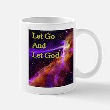 letgoandletgod_10x10 Mugs