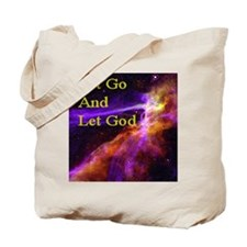 Cute Prayer Tote Bag