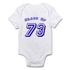 Class Of 73 Infant Bodysuit