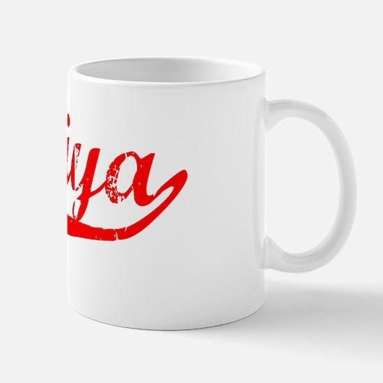Shaniya Vintage (Red) Mug