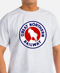 Cool Railroad logo T-Shirt