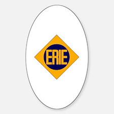 Train stations Sticker (Oval)