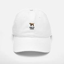 Wheaten Terrier Baseball Baseball Cap