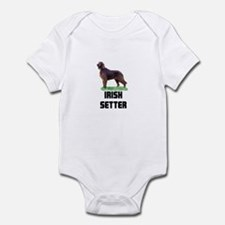 Irish Setter Infant Bodysuit