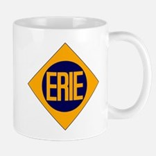Erie Railway logo 2 Mugs