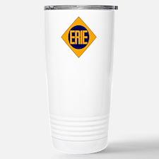 Erie Railway logo 2 Stainless Steel Travel Mug
