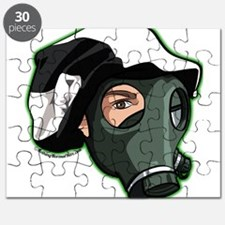 Nothing Normal Here Support Logo Puzzle