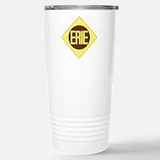 Erie Railway logo 1 Stainless Steel Travel Mug