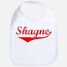 Shayne Vintage (Red) Bib