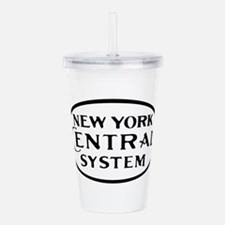 New York Central Syste Acrylic Double-wall Tumbler