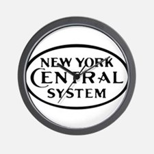 New York Central System Railroad logo4 Wall Clock