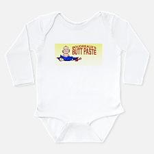 Butt Paste Infant Creeper Body Suit