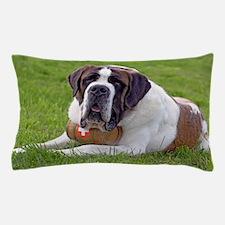 Saint Bernard Dog2 Pillow Case