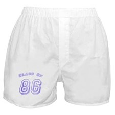 Class Of 86 Boxer Shorts