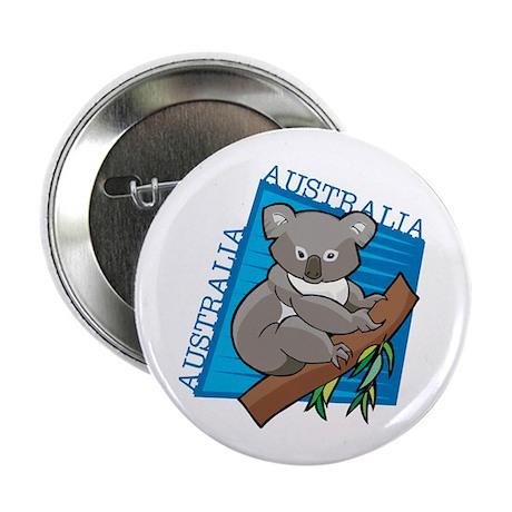 "Australia Koala 2.25"" Button (10 pack)"