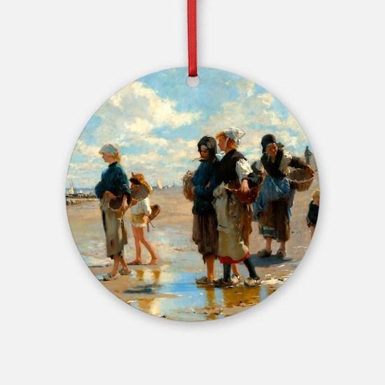 En route pour la pêche by John Singer Sargent Roun